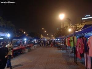 Mercado nocturno de JB