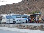 Bus en Paradise Beach